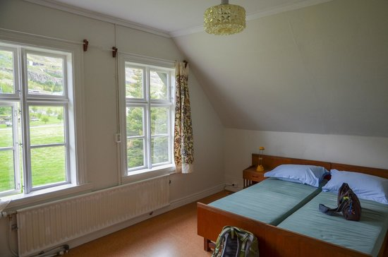 Seydisfjordur Hostel Hafaldan: my room