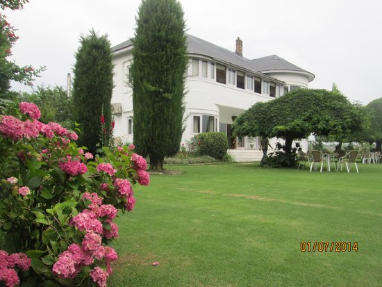 Hotel Dar-Es-Salam : Lovely Garden
