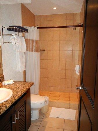 Hotel Cocal & Casino : Bathroom