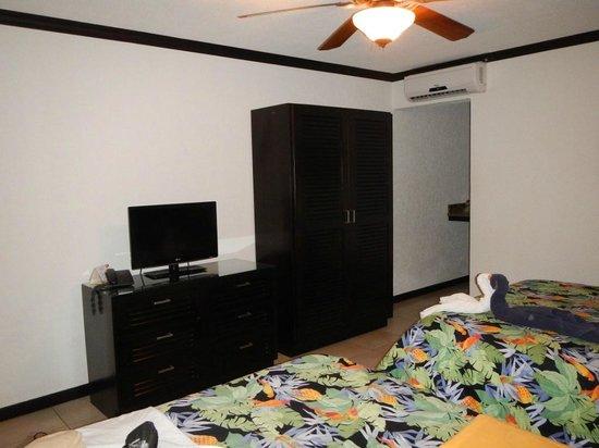 Hotel Cocal & Casino: Room furnishings