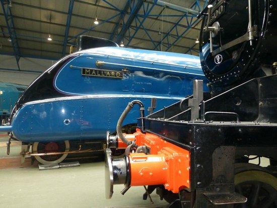 National Railway Museum: The Mallard