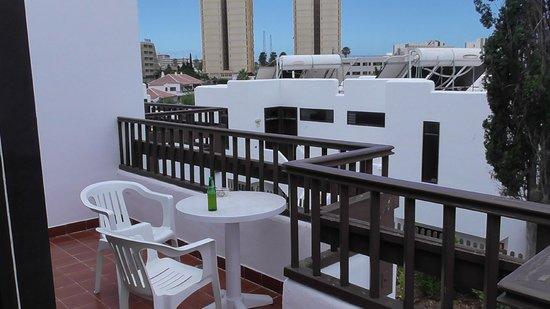 Paraiso del Sol Apartments: sea veiw