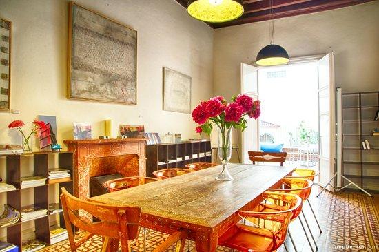 Brondo Architect Hotel : Meeting room