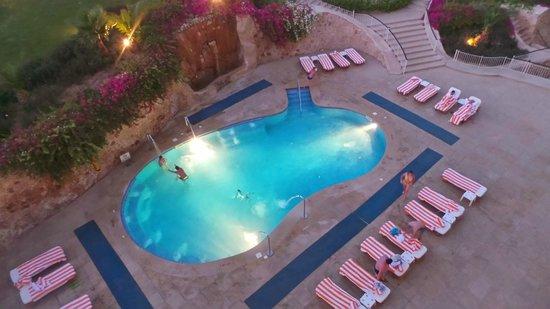Stella Di Mare Beach Hotel & Spa: and that view...!!!!!