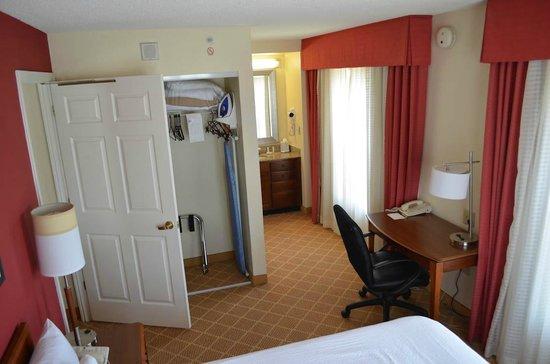 Residence Inn Alexandria Old Town/Duke Street: Bedroom