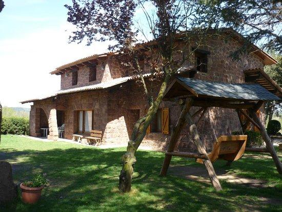 El xalet de Prades: casa rural xalet