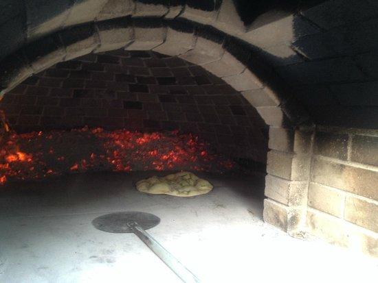Agriturismo Piaggione di Serravalle: Pizza