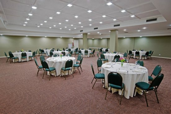 Wyndham Golden Foz Suites: Sala de eventos Brasília