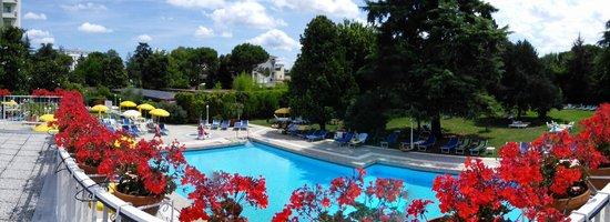 Hotel Ariston Molino Terme: Le parc