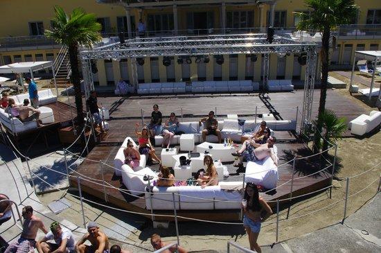Hotel Excelsior Splendide : Lido di Bellagio (Beach Club)