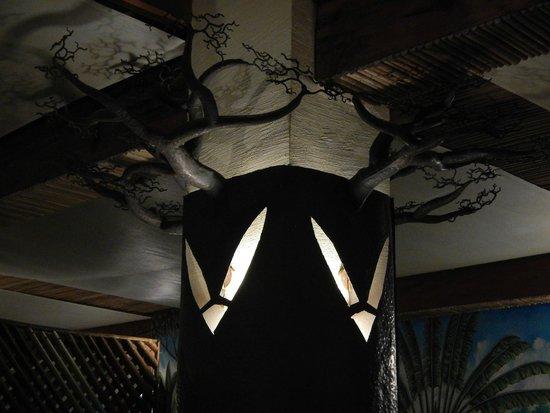 Anjiamarango Beach Resort: Dining room baobab