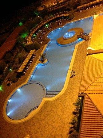 Grand Hotel Temizel: akşam da GÜZEL