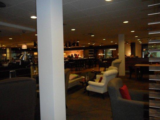 Princess Hotel Amersfoort: Ресторан