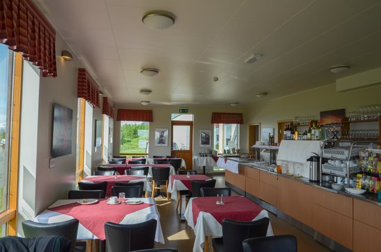 Hali Country Hotel : restaurant in main building
