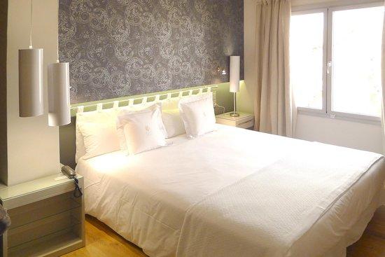 Vasanta Hotel Boutique : Room