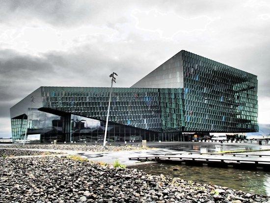 Harpa Reykjavik Concert Hall and Conference Centre: Harpa
