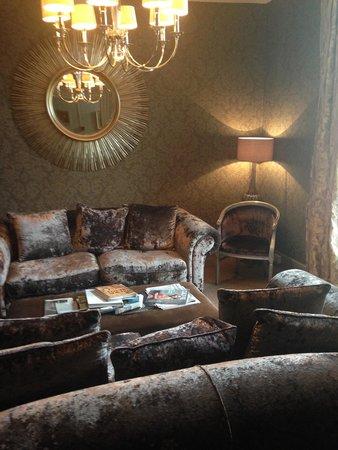 Saltgate House: Lounge area
