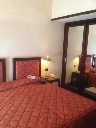 Hotel San Gallo Palace : Room