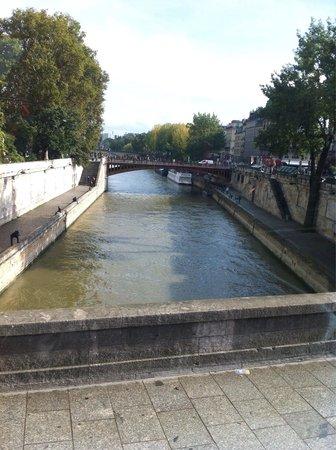 Río Sena: Siene River