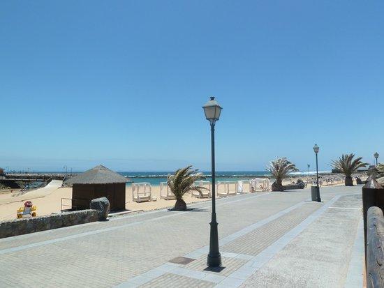Hotel Elba Carlota : The beach