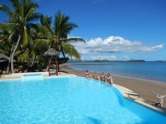 Anjiamarango Beach Resort: Beautiful pool