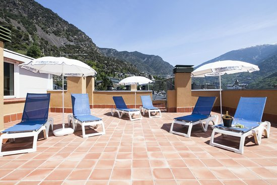 Top Terrace Hotel Andorra Center