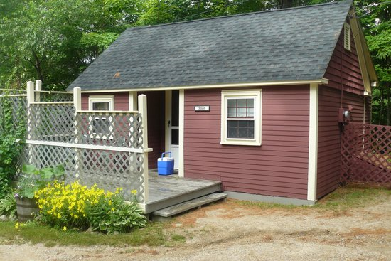 Bartlett Inn : Cozy Saco Cabin -