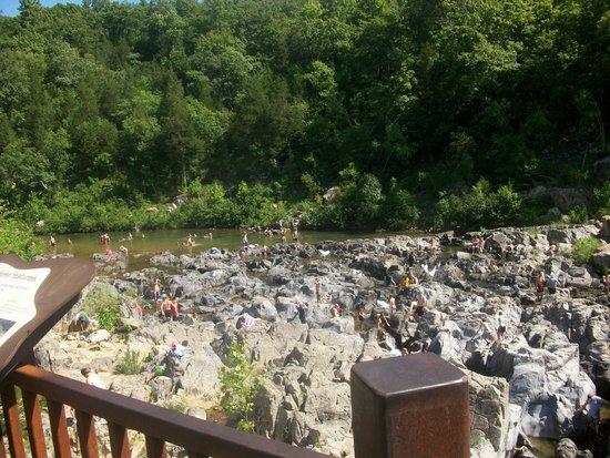Johnson's Shut-ins State Park: Weekend trip