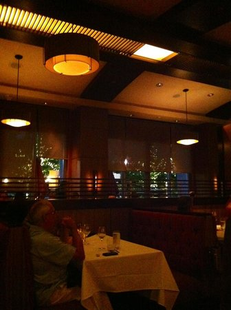 Hubbell & Hudson Bistro: Our view