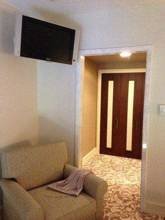 Ela Quality Resort Belek: Room (upstairs)