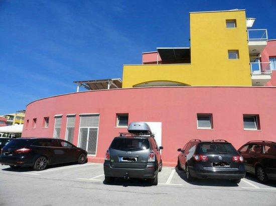 Aparthotel del Mar: Hotel