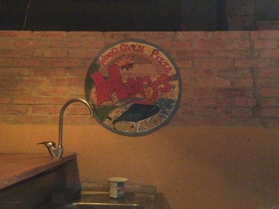 Mary's Restaurant: Inside Restaurant