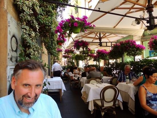 Antica Trattoria Tritone : favourite restaurant in Rome