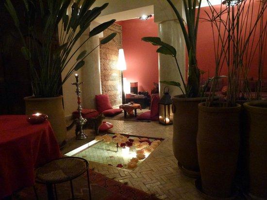 Riad Boussa: 1001 Nacht