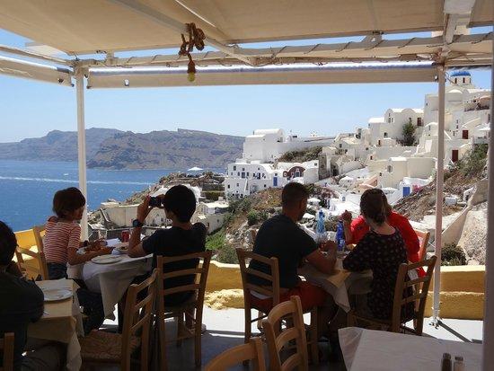 Skala Restaurant: ristorante e panorama