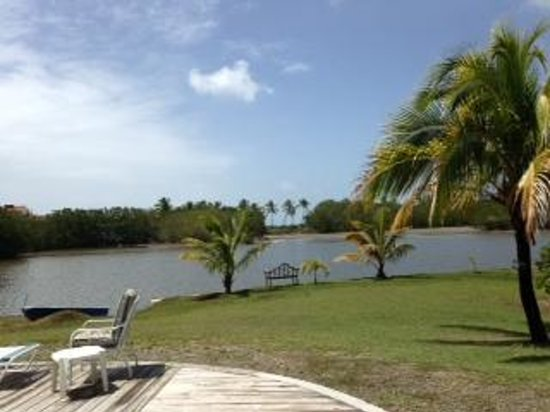 Antigua's Yepton Estate Cottages : lovely place