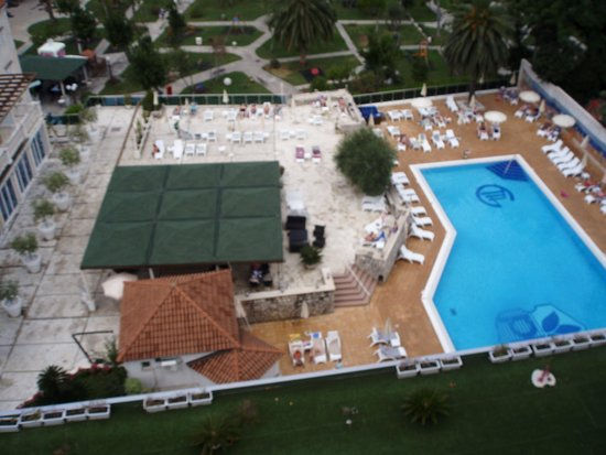 Grand Hotel Park: Part of the Swimming Pool Area