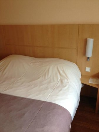 Hotel Ibis Schiphol Amsterdam Airport: 2 persoonsbed