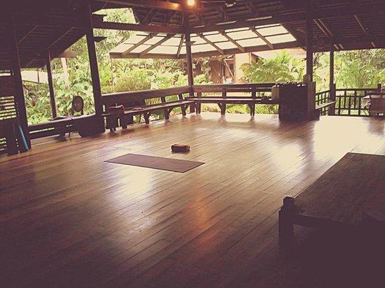 The Spa Resort Koh Chang: Yoga shala