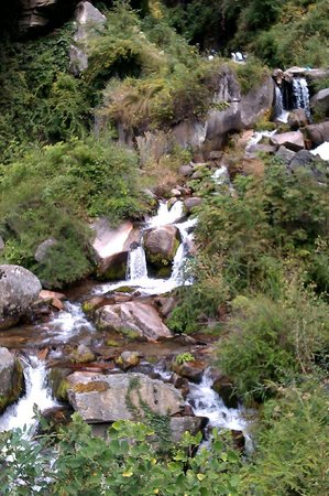 Jogini waterfall: Untouched Beauty.. Jogini falls..