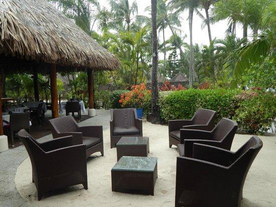 Maitai Polynesia Bora Bora: Bar del Hotel