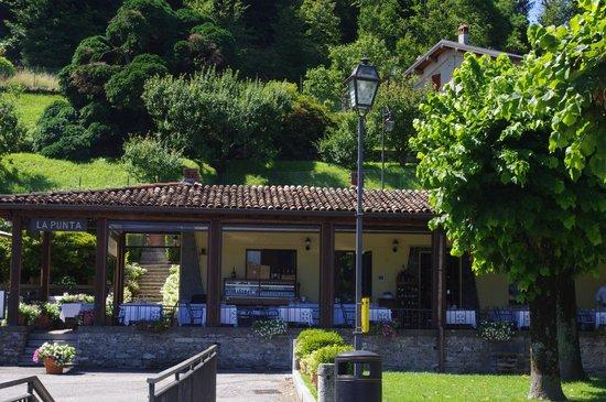 Ristorante La Punta : View