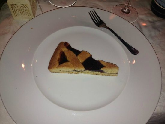 Ristorante La Punta: Choice of desserts