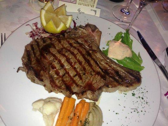 Ristorante La Punta : Steak