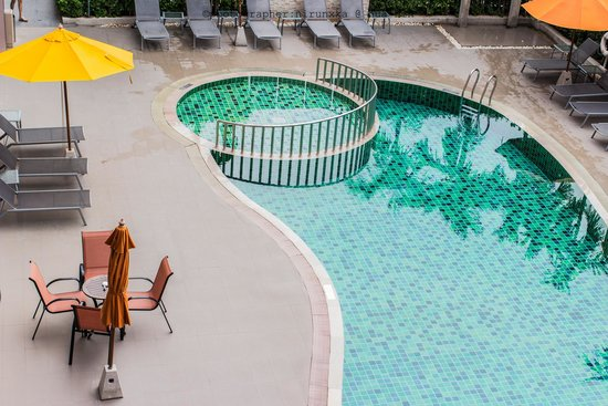 ibis Hua Hin : Pool area