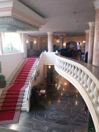 Corfu Palace Hotel: Lobby