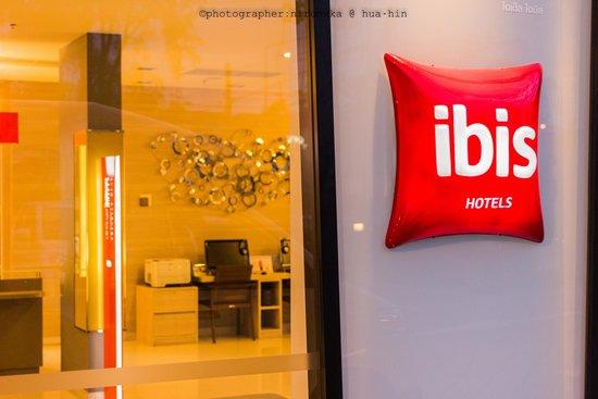 ibis Hua Hin : Lobby Hotel