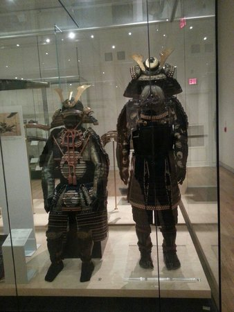 Musée royal de l'Ontario : Samaria