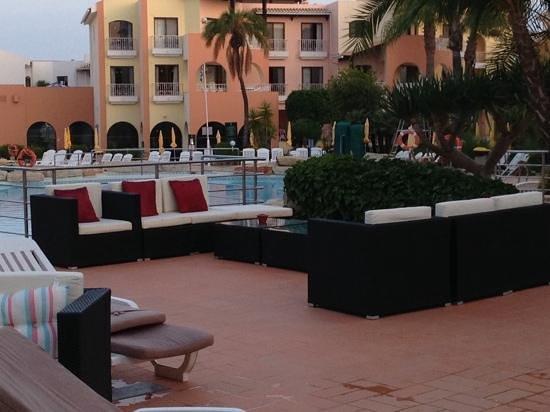 Four Seasons Vilamoura : New seating area