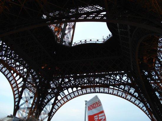 Tour Eiffel : Eiffel 2006
